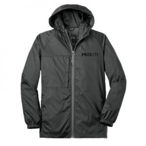 PRIOLITE authentic premium wind jacket